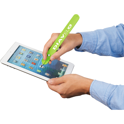 Slap Bracelet With Stylus Image 3