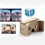3D Cardboard VR Glasses Image 3