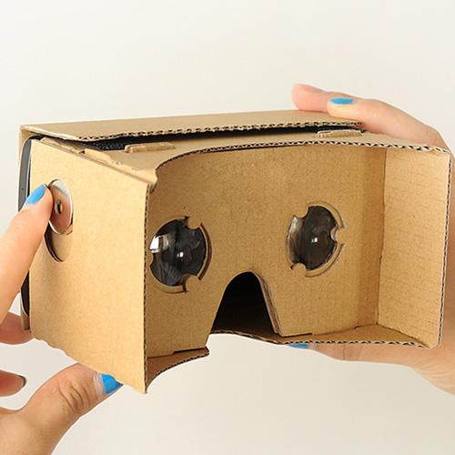 3D Cardboard VR Glasses Image 5