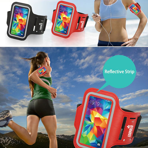 Running Active Sport Armband With Key Slot