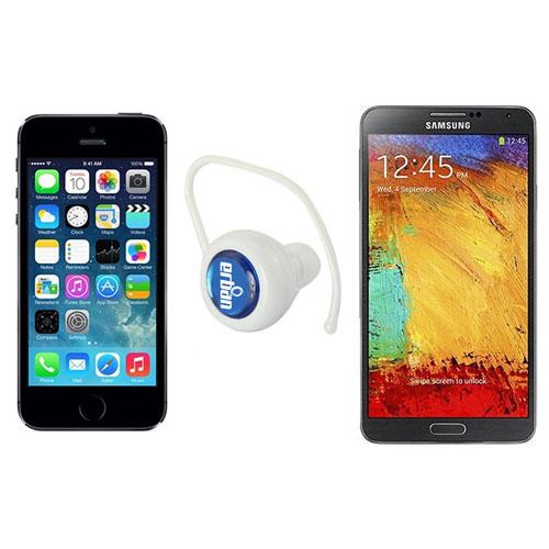 Ultra Mini Wireless Bluetooth Headset