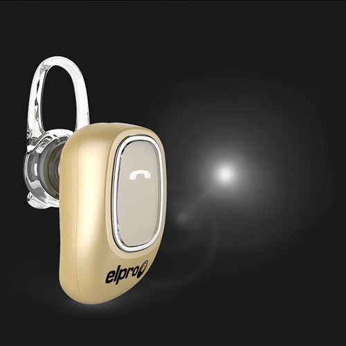 Mini Noise Cancelling Bluetooth Stereo Earphone