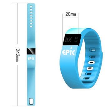 Smart Wireless Activity Wristband Watch