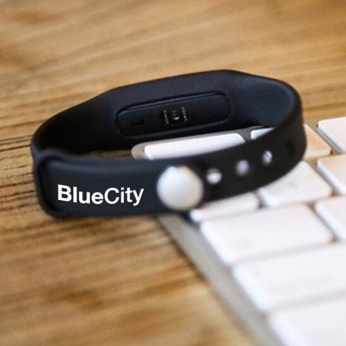 Heart Rate Sensor Smart Wristband