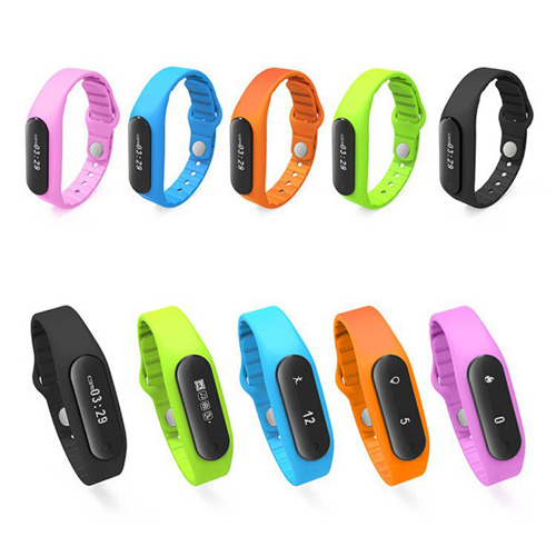 Touch Bluetooth 4.0 Smart Waterproof Bracelet
