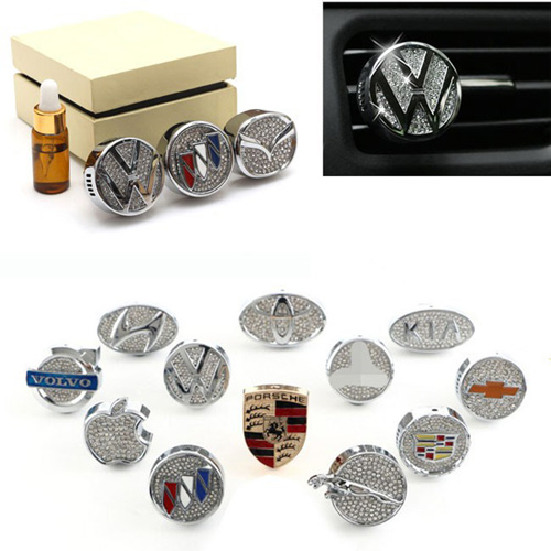 Your Custom Shape - Luxury Perfume Air Vent Air Freshener
