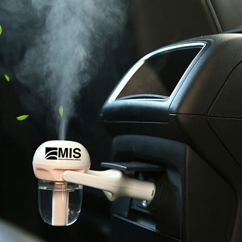 Mini Aromatherapy Car Humidifier Image 4