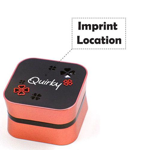 Dashboard Air Freshener Decoration Imprint Image