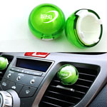 Cute Ball Style Balm Air Freshener