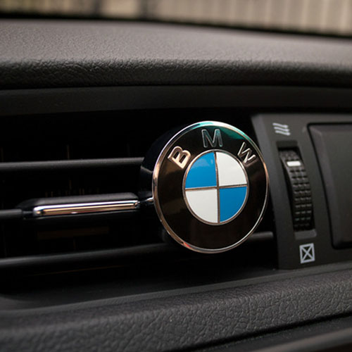 Car Logo Air Vent Freshener
