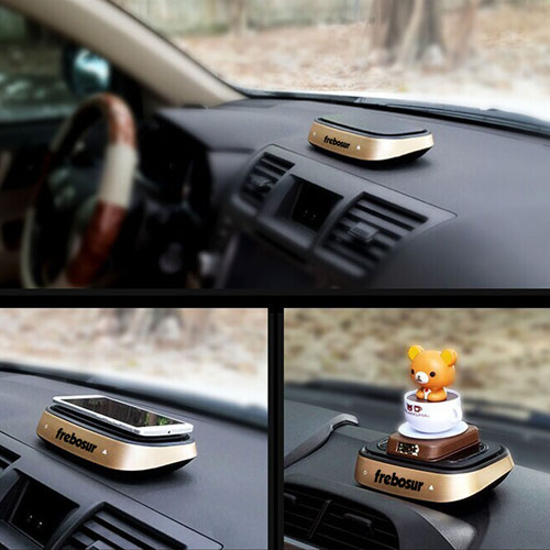 Car Air Purifier Negative Ions Anti Dust Haze