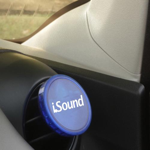 Round Car Vent Air Freshener