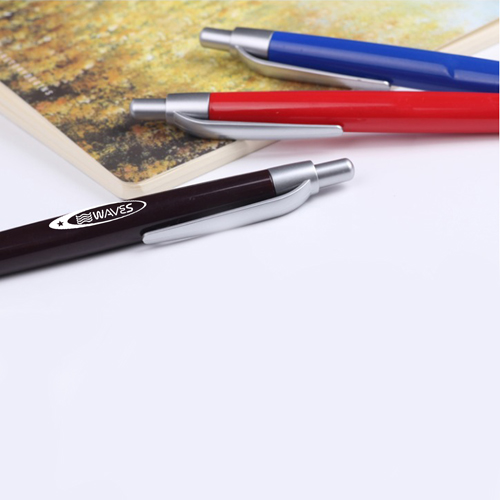 Refillable Retractable Ballpoint Pen Image 5