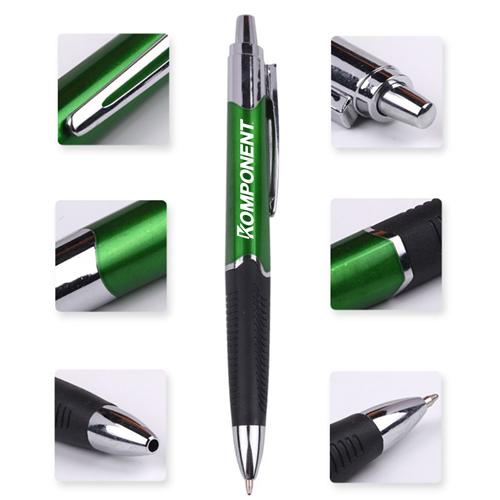Wave Grip Ballpoint Pen