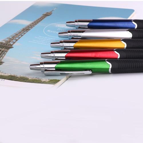 Wave Grip Ballpoint Pen Image 4