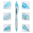 Ice Translucent Retractable Ballpoint Pen