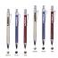 Metal Gills Grip Ballpoint Pen Image 1