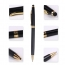 Classic Twist Action Metal Pen With Stylus