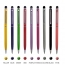 Metal Stylus Perfume Ball Pen Image 3