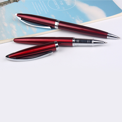 Standard Metal Executive Rollerball Pen Image 1