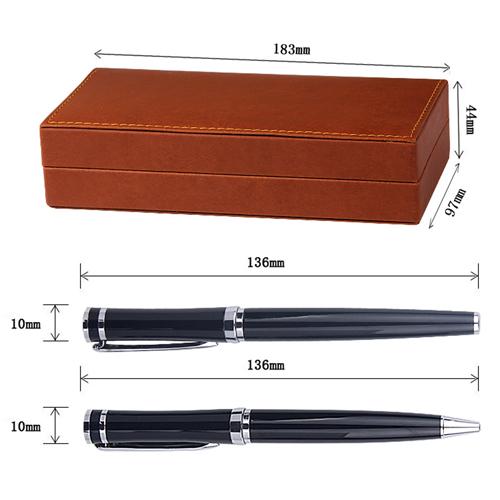 Business Metal Roller Pen Image 2