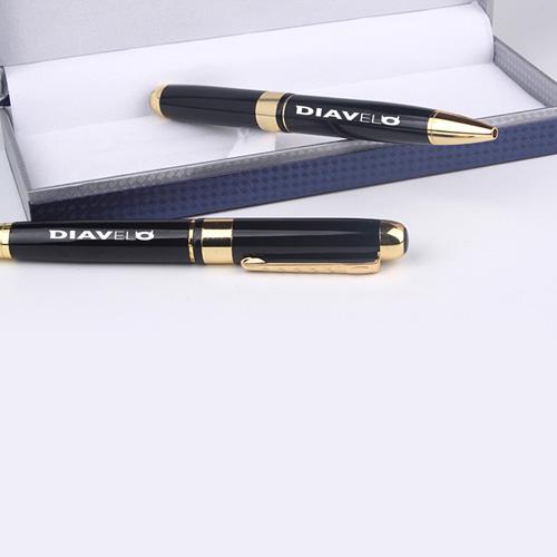Executive Metal Roller Ball Pen Image 3