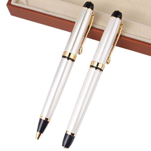 Chrome Metal Executive Pen Image 3