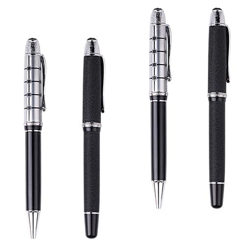 Texture Twist Ballpoint Pen Image 1