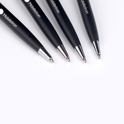 Slim Twist Metal Ball Pen Image 4