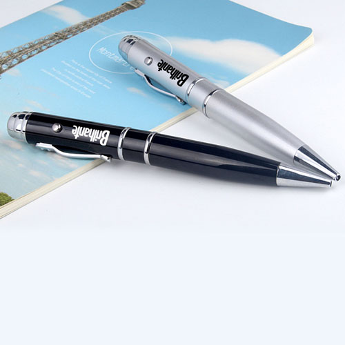 2 In 1 Laser Pointer Ball-Point Pen Image 4