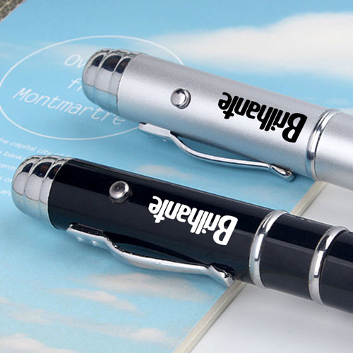2 In 1 Laser Pointer Ball-Point Pen Image 5