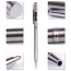 Slim Metal Coated Twist Pen