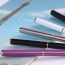 Slim Metal Coated Twist Pen Image 3