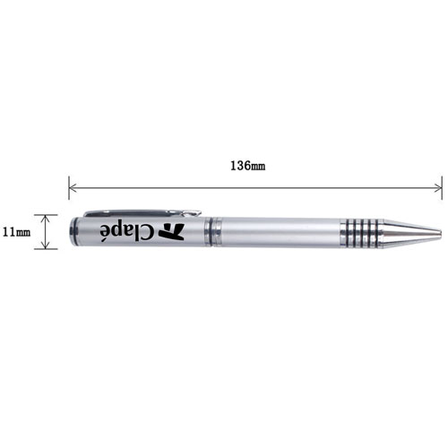Corporate Metal Twist Grip Pen Image 1