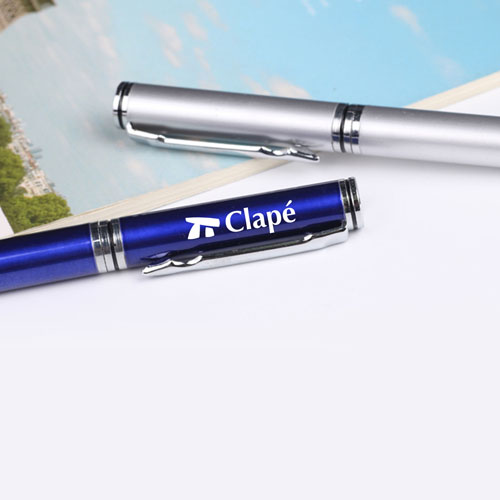 Corporate Metal Twist Grip Pen Image 6