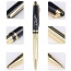 Texture Barrel Metal Ball Pen