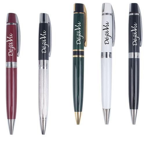 Standard Executive Twist Ballpoint Pen Image 2
