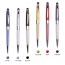 Multi-colored metallic crystal stylus pen Image 1