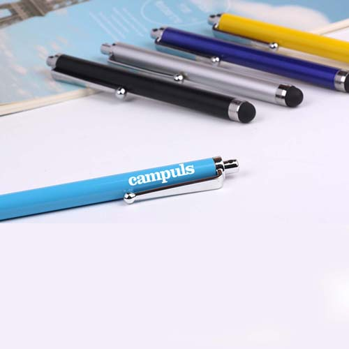 promotional stylus pen with customized logo Image 1