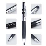 Promotional metallic stylus touch pen