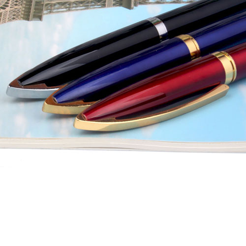 Promotional eco-friendly luxurious roller ballpoint pen Image 3