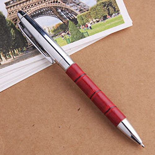Engrave Ballpoint Leather Pens