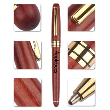 Promotional Simple Wooden Pens