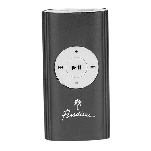 Portable USB Mp3 Player With Clip Image 1