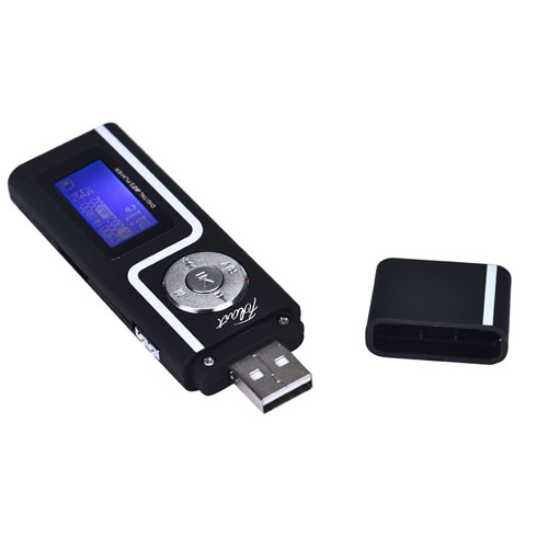 Portable USB Digital LCD Screen MP3 Player