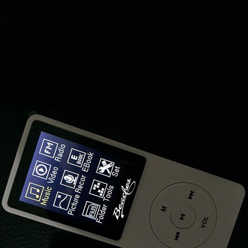 HiFi 4G LCD Mp3 Music Player