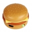 Portable Hamburger Style Mp3 Player