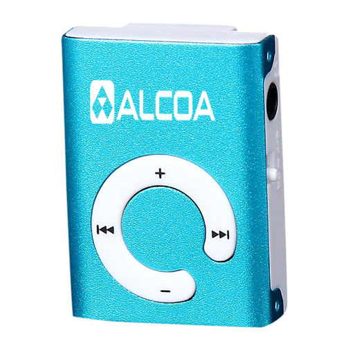Mini Clip-On USB Mp3 Player