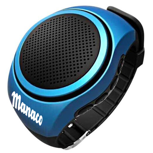Multifunction Bluetooth Speaker Watch
