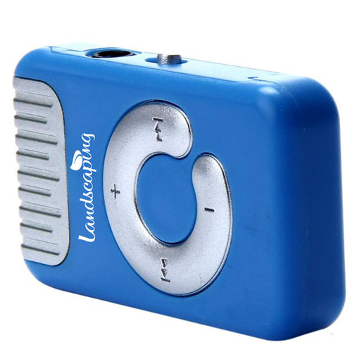 Mini Clip USB Mp3 Player With Micro TF Slot